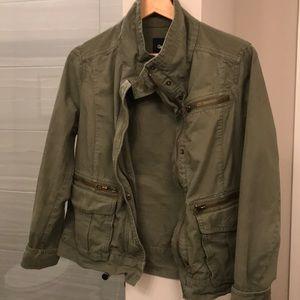 Gap Army Green 'Utility' Jacket